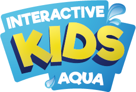 logo Kidswall aqua